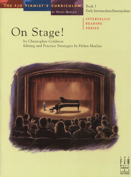 On Stage!, Book 3