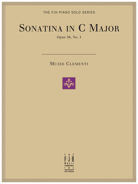 Sonatina in C Major, Op. 36, No. 1