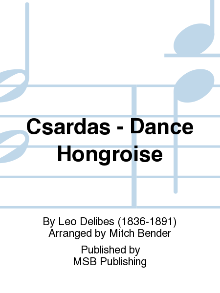 Csardas - Dance Hongroise