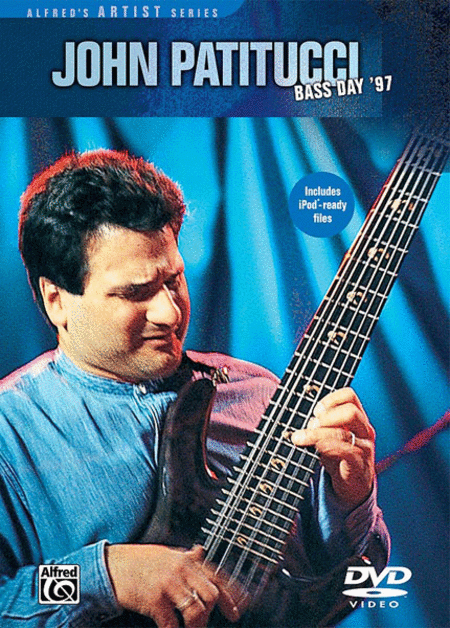 John Patitucci -- Bass Day 97