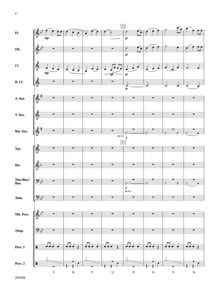 Lux Prima (Come, My Soul, Thou Must Be Awakening) (score only)