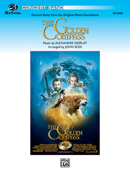 The Golden Compass (score only)