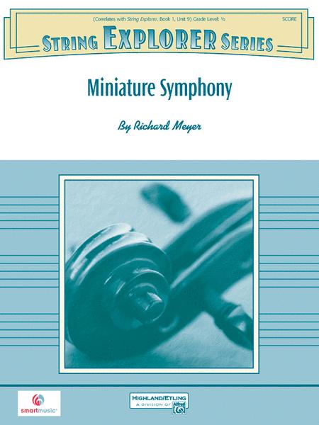 Miniature Symphony (score only)