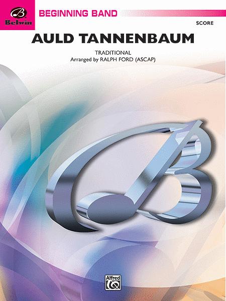 Auld Tannenbaum (score only)