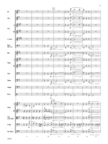 Egmont Overture (score only)