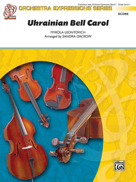 Carol of the Bells (Ukranian Folk Song) (score only)