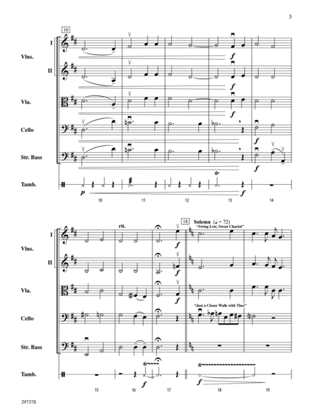 His Spirit of Freedom (Favorite Hymns and Spirituals of Dr. Martin Luther King, Jr.) (score only)