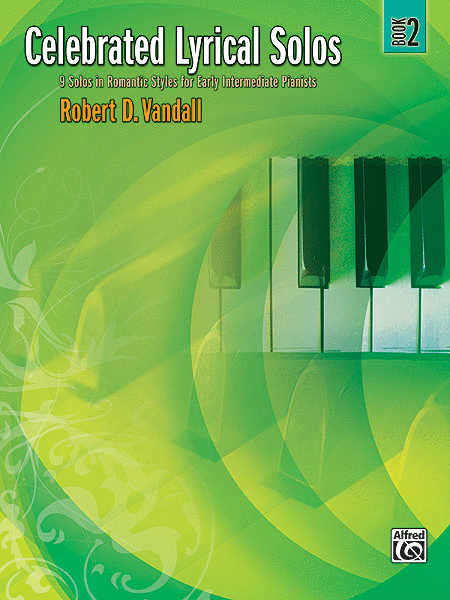 Celebrated Lyrical Solos, Book 2