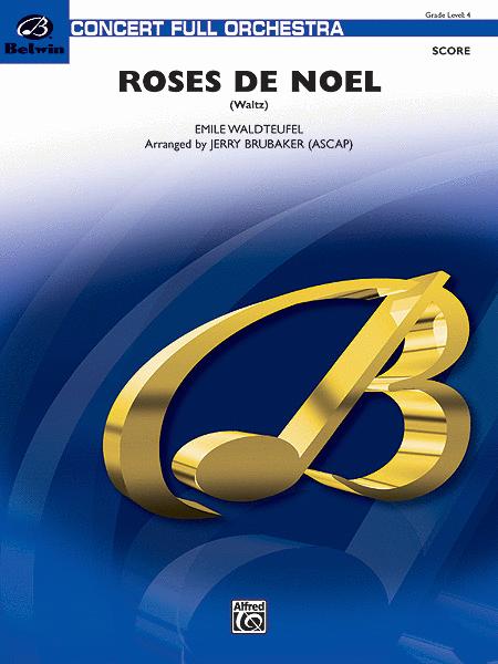 Roses de Noel (Waltz) (score only)