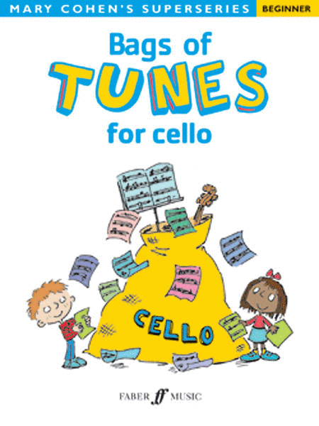 Bags of Tunes for Cello