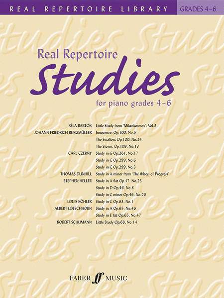 Real Repertoire Studies, Grades 4-6