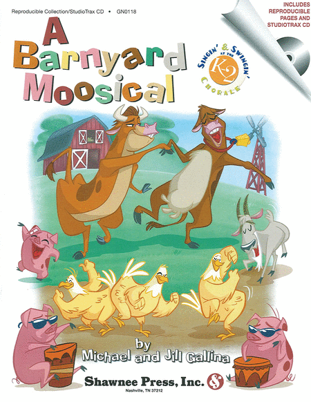 A Barnyard Moosical