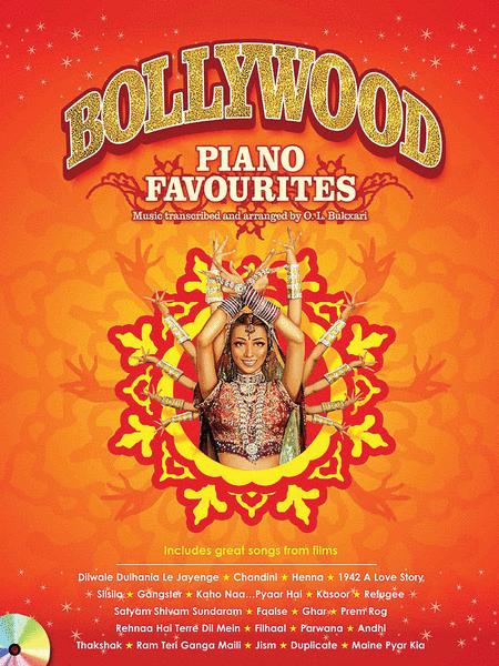 Bollywood Piano Favorites