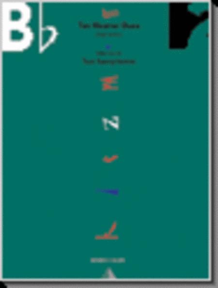 Ten Klezmer Duos (Sephardic), Volume 2