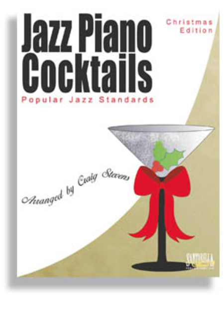 Jazz Piano Cocktails * Christmas Edition with CD