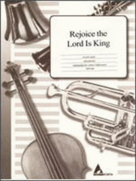 Rejoice, the Lord Is King - Trumpet Duet