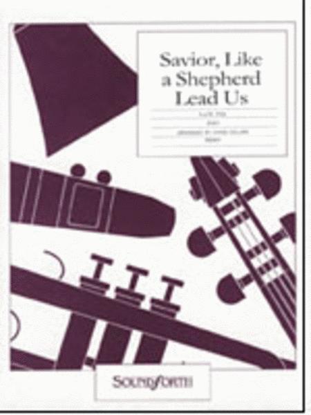 Shepherd Medley - Clarinet Quartet