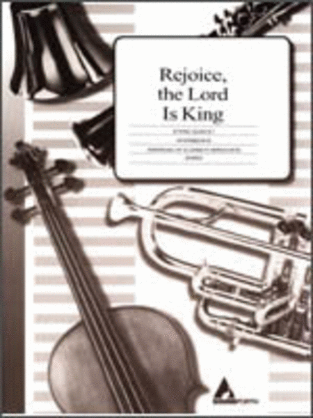 Rejoice, the Lord Is King - String Quartet