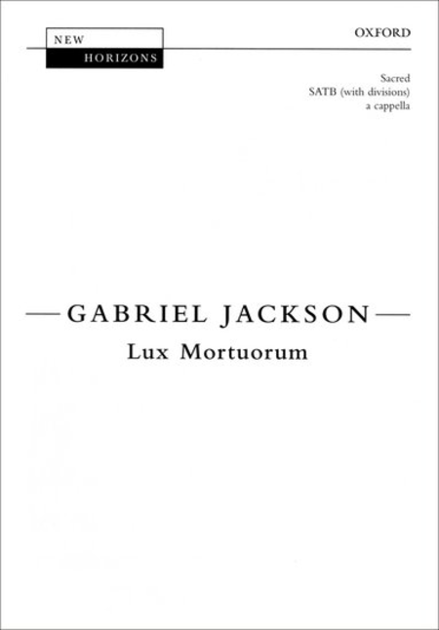 Lux Mortuorum