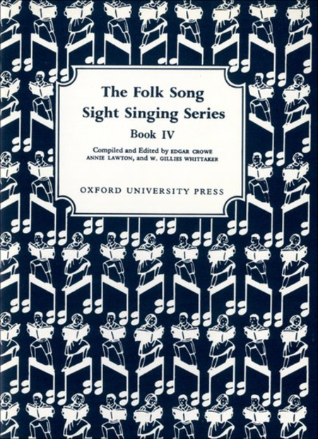 Folk Song Sight Singing - Book 4