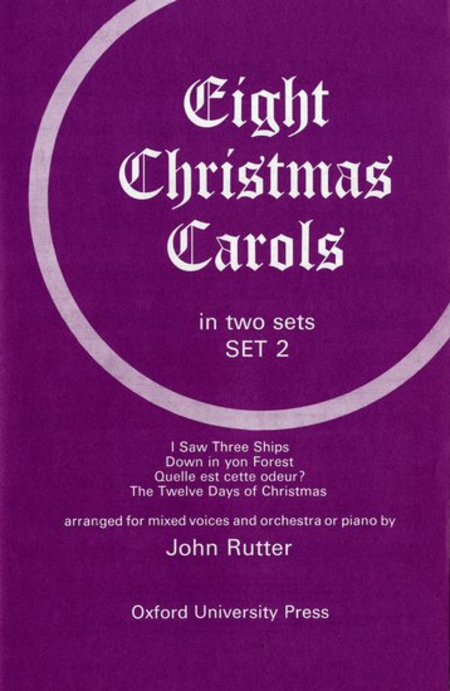 Eight Christmas Carols Set 2