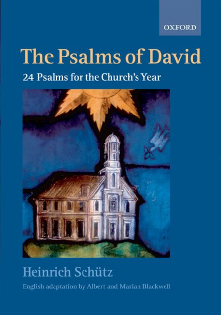 The Psalms of David: 24 Psalms for the Church's Year