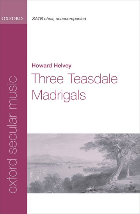 Three Teasdale Madrigals