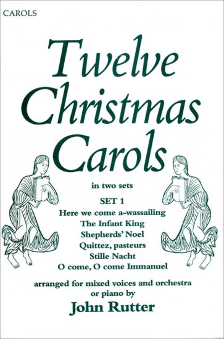 Twelve Christmas Carols Set 1