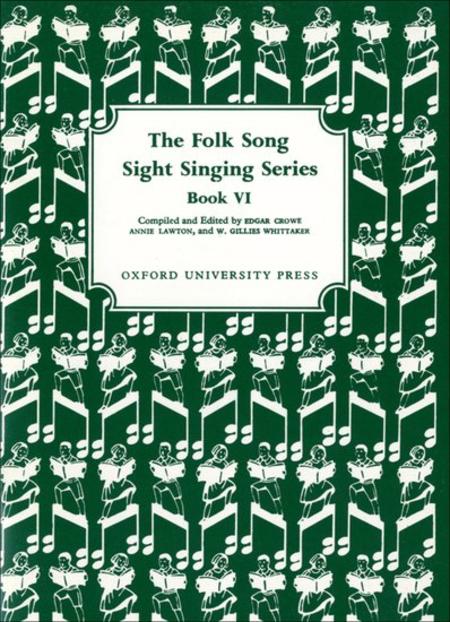 Folk Song Sight Singing - Book 6
