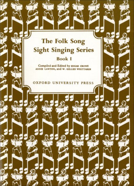 Folk Song Sight Singing Book 1