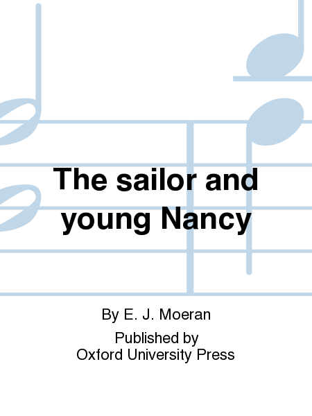 The sailor and young Nancy