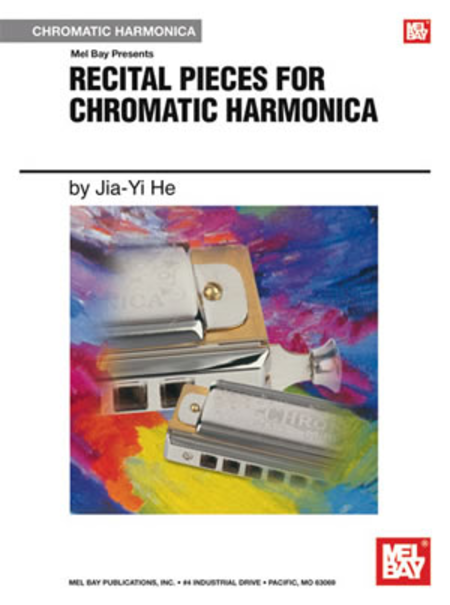 Recital Pieces for Chromatic Harmonica