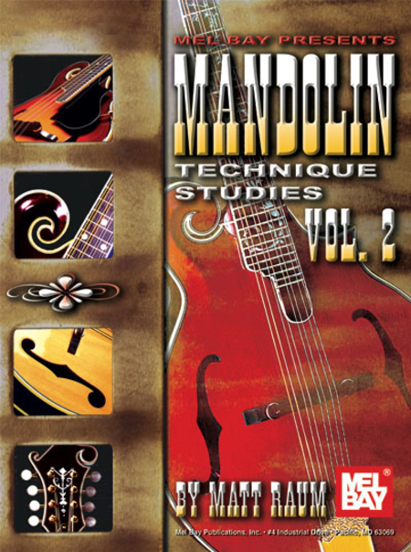 Mandolin Technique Studies, Vol. 2