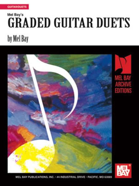 Graded Guitar Duets
