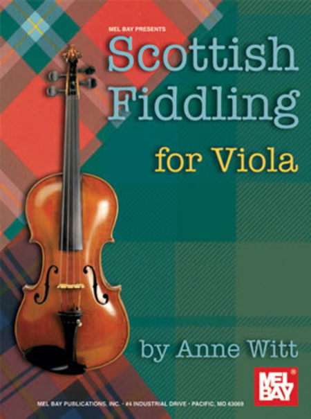 Scottish Fiddling for Viola