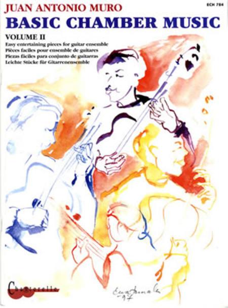 Juan Antonio Muro: Basic Chamber Music, Volume 2