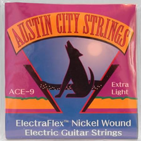 Austin City Strings: Electric Guitar XLight Nickel Wound