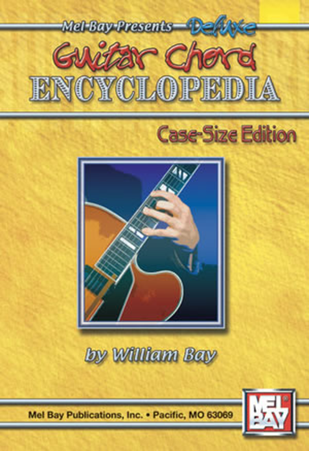 Deluxe Guitar Chord Encyclopedia: Case-Size Book