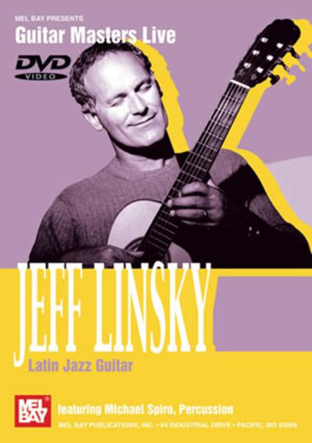 Jeff Linsky - Latin Jazz Guitar