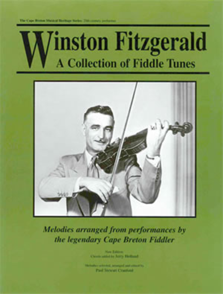 Winston Fitzgerald: A Collection of Fiddle Tunes
