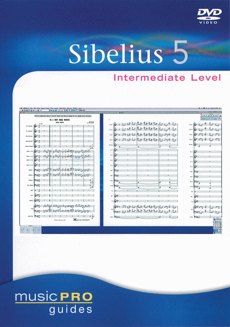 Sibelius 5 Intermediate Level