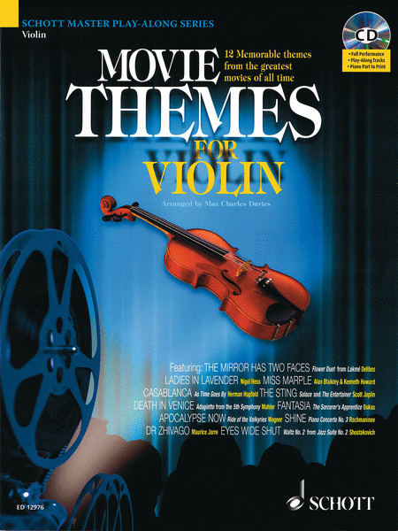 Movie Themes for Violin
