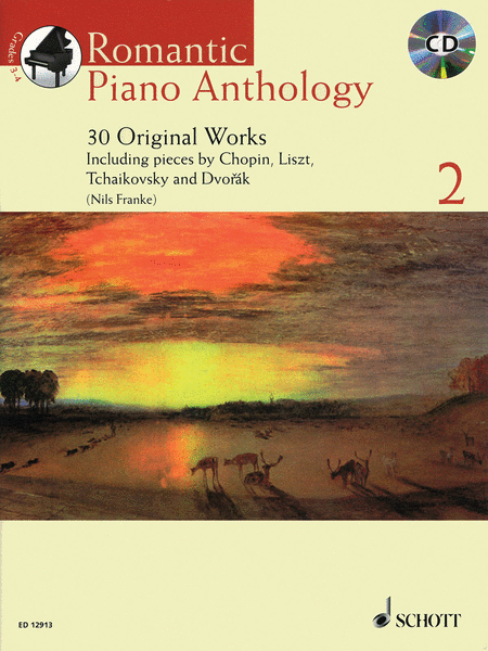 Romantic Piano Anthology - Volume 2
