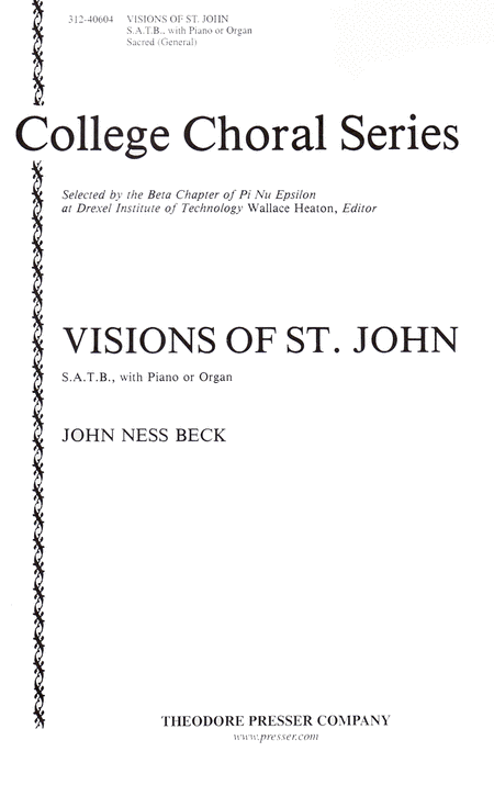 Visions of St. John