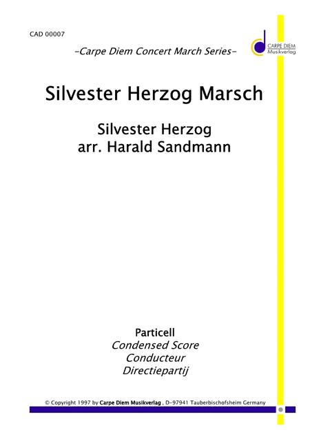 Silvester Herzog Marsch