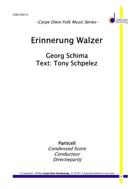 Erinnerung Walzer