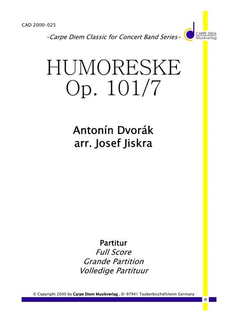 Humoreske (Blasorchester)