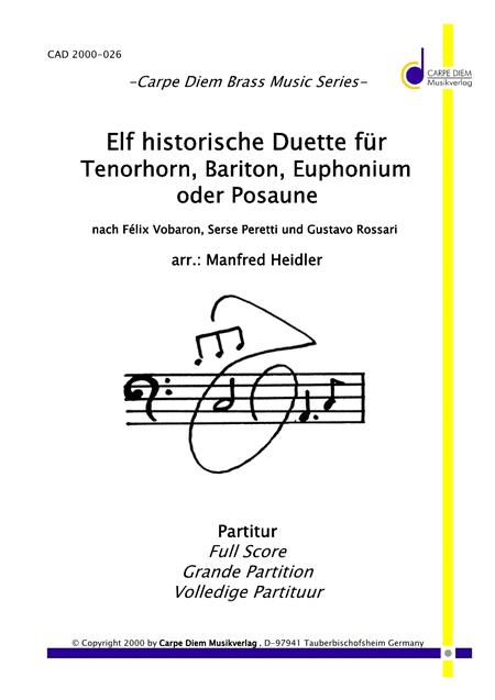 11 Historische Duette