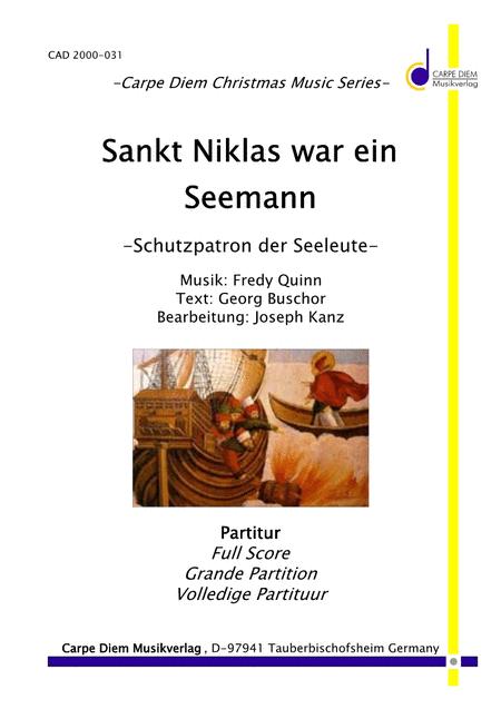 Sankt Niklas war ein Seemann