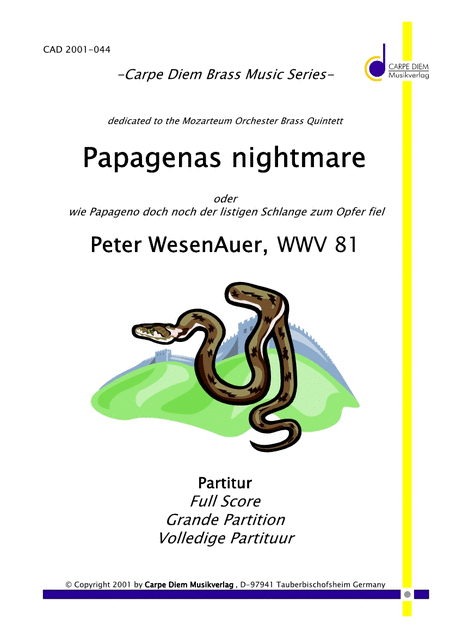 Papagenas nightmare